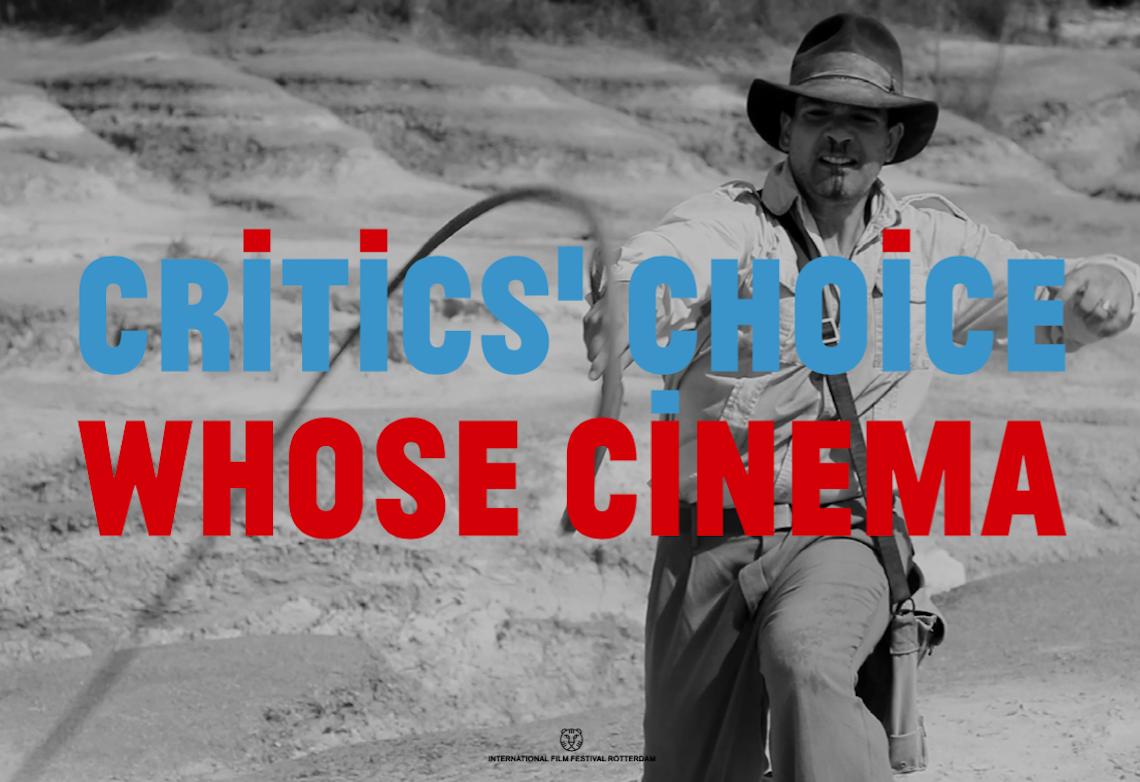Speciale uitgave bij Critics' Choice programma