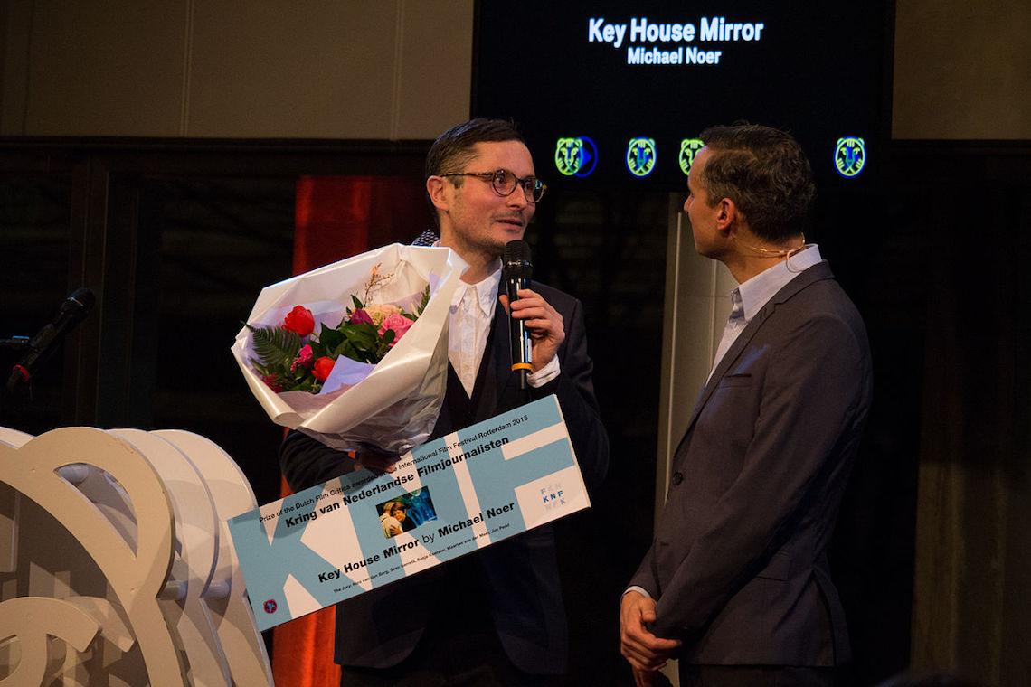 Nieuwe opzet KNF Award IFFR