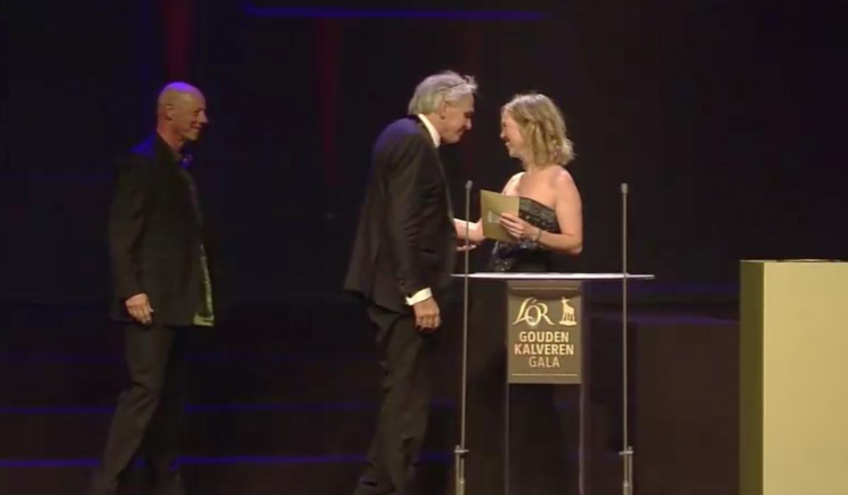 'Geschenk uit de bodem'  wint prijs van de Nederlandse filmkritiek op NFF
