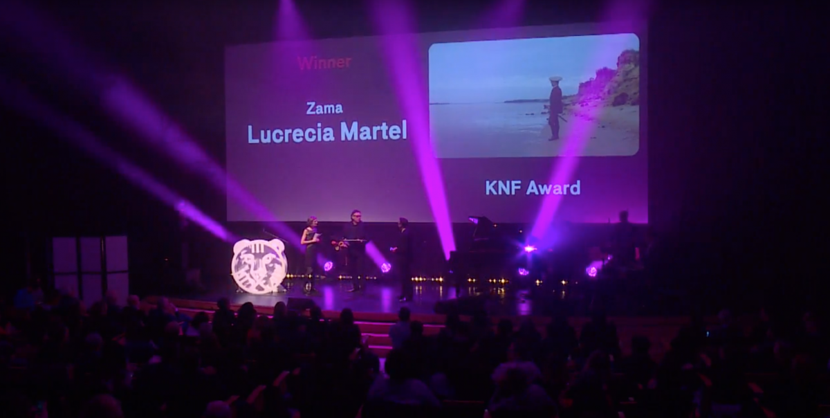 'Zama' wint KNF Award op het International Film Festival Rotterdam