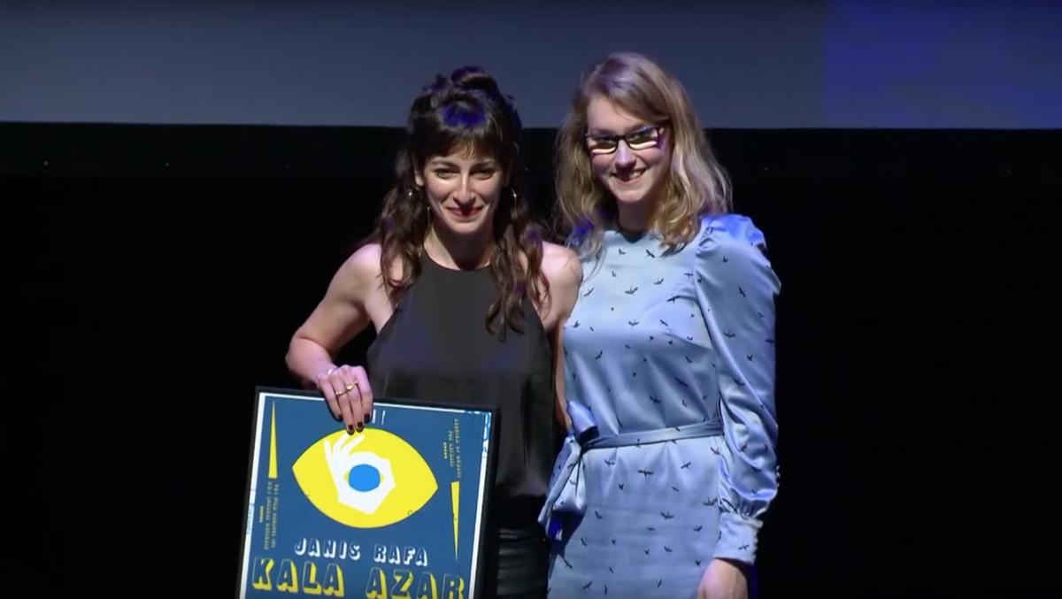 Nederlands-Griekse 'Kala Azar' wint KNF Award op 49e IFFR
